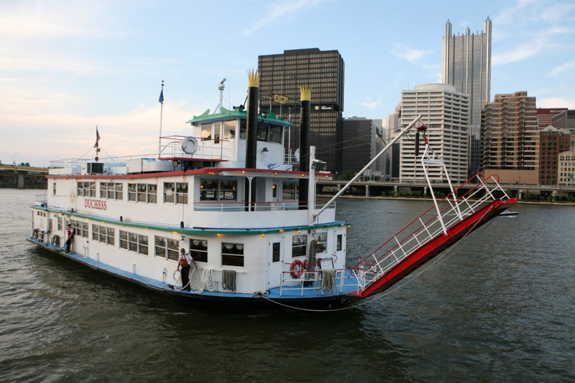 Gateway Clipper Package